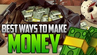 Best ways to make money gta 5 online! 6 fast & east methods! like subscribe for more videos. twitter: https://twitter.com/chaoticravenger faceb...
