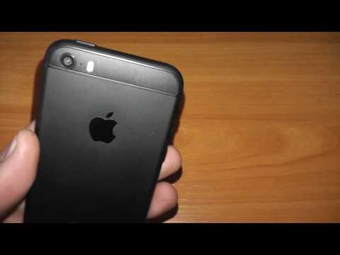 Корпус для iPhone 5/5S/SE в стиле iPhone 6
