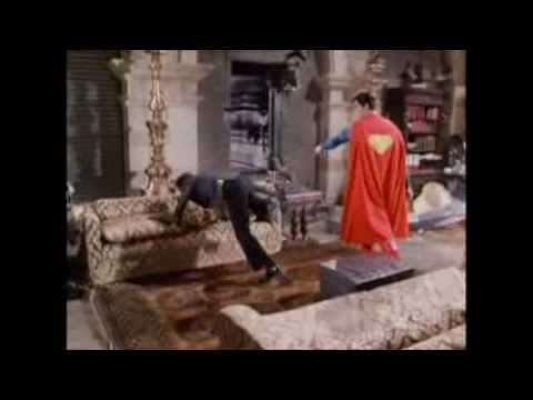 Superman: Behind The Scenes Footage