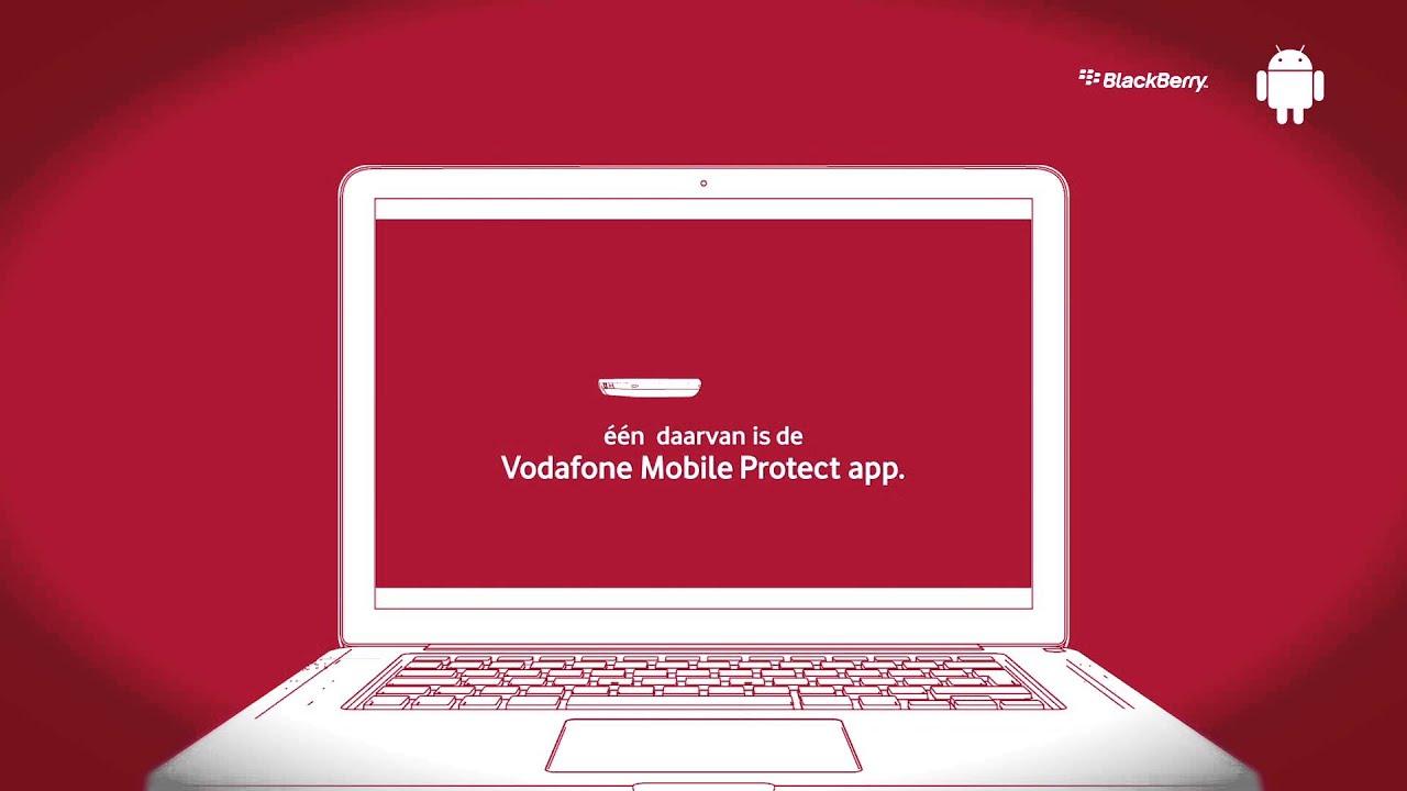 vodafone mobile protect app youtube. Black Bedroom Furniture Sets. Home Design Ideas
