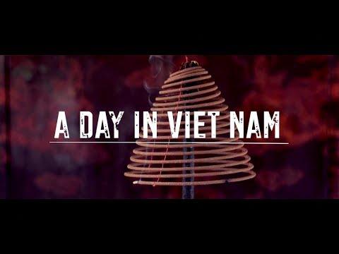 A Day in Vietnam - short travel film