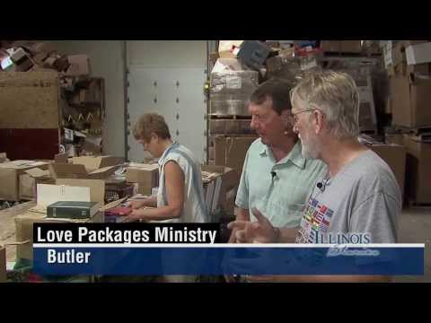 Illinois Stories | Love Packages Ministry | WSEC-TV/PBS Springfield
