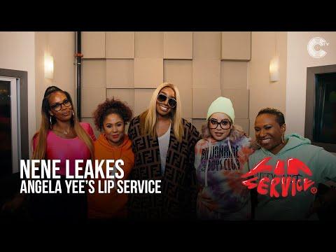 Angela Yee's Lip Service Feat. Nene Leakes