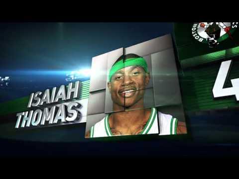 Brooklyn Nets vs Boston Celtics | November 20, 2015 | NBA 2015-16 Season