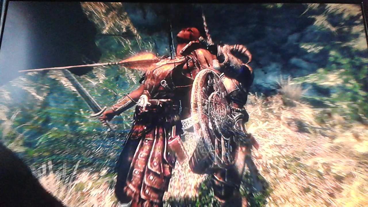 Werewolf pelt armor