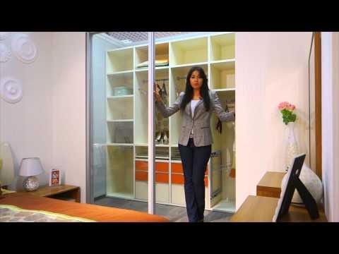 раздвижные двери в гардеробную челябинск
