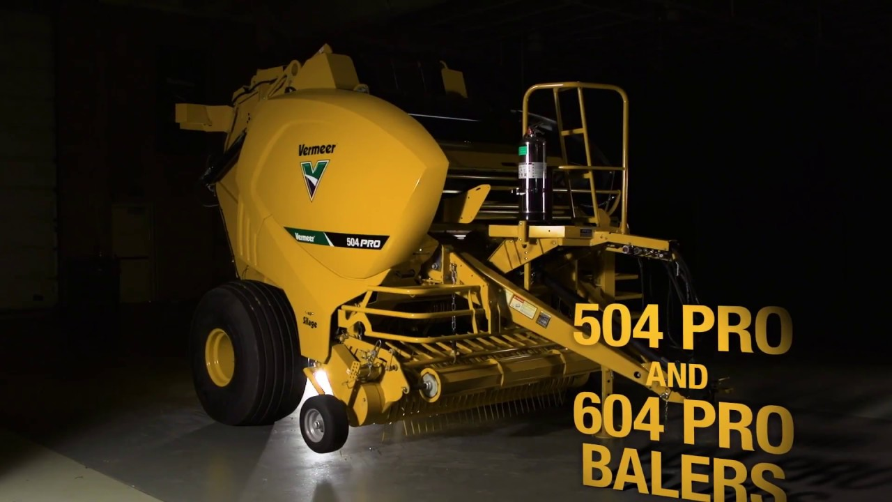 605c vermeer round baler good or bad - Introducing The 504 And 604 Pro Balers Vermeer Agriculture Equipment