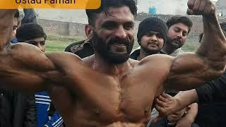 Mr Sialkot 2017 Ustad Farhan Chudhary