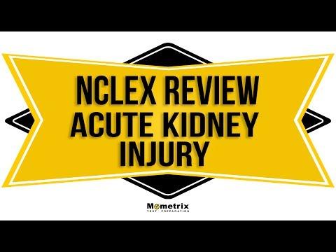 AKI (Acute Kidney Injury) | NCLEX RN Review - 2017