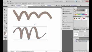 видео Уроки adobe illustrator cs5 для начинающих.