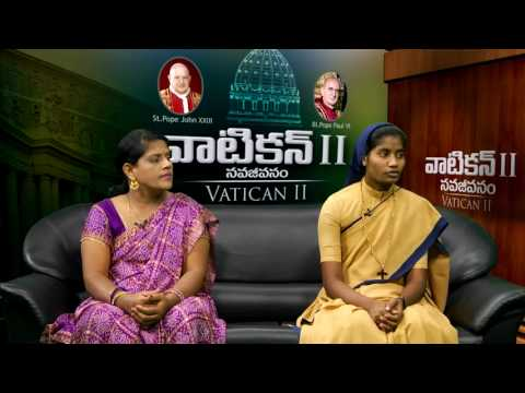 Nava Jeevanam VATICAN   Fr.P.Francis, Episode - 42,Part-1   Divyavani TV