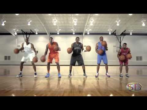 NBA Christmas Day Big Color Jerseys Commercial