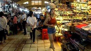 Tour Inside Ben Thanh Market (Daytime) - Vietnam
