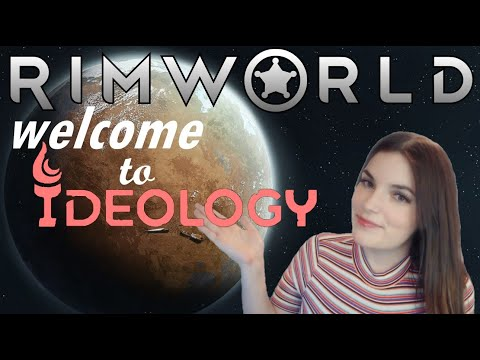 RIMWORLD IDEOLOGY - AN OVERVIEW (spoiler: you want this expansion)  