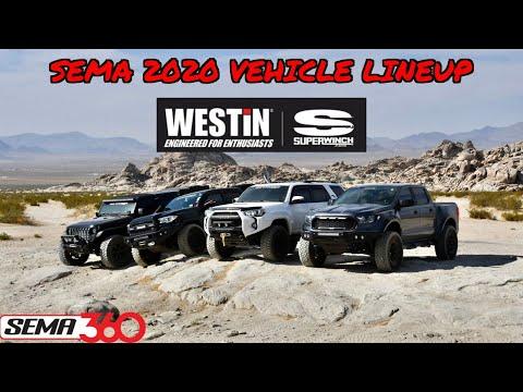 Sema 360 Featured Vehicles