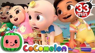 Stretching and Exercise Song + More Nursery Rhymes & Kids Songs - CoCoMelon MP3