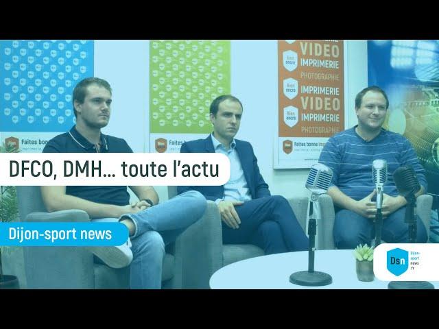 Débrief sportif Dijonnais en Live - 30 septembre