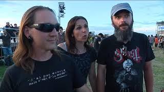 Au Download Festival, « si un genre de musique accepte tout le monde, c'est le metal »