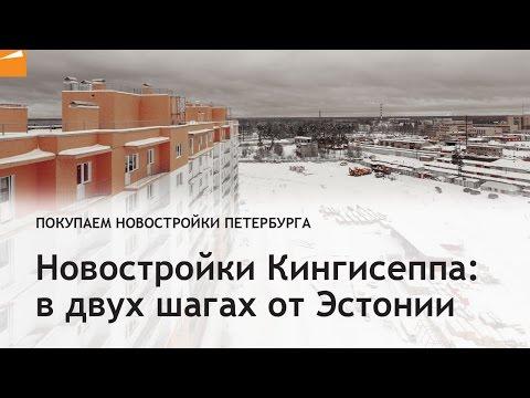Новостройки Кингисеппа: в двух шагах от Эстонии