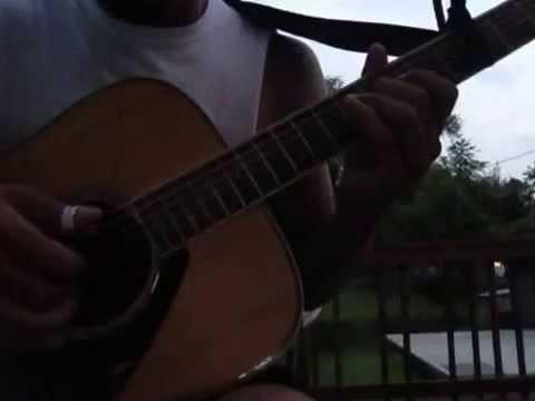 John Butler Trio - Ocean (2012) tutorial Part 1