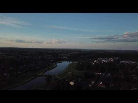 Random drone footage