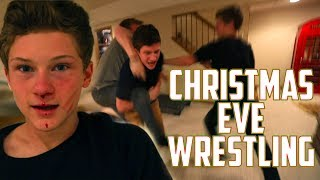 """Wrestling at Pecan Gene's"" 