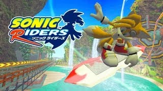Sonic Riders   Splash Canyon   Tails REAL Full HD Widescreen 60 FPS