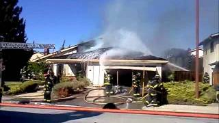 Almaden Valley South San Jose house burned down--part 2