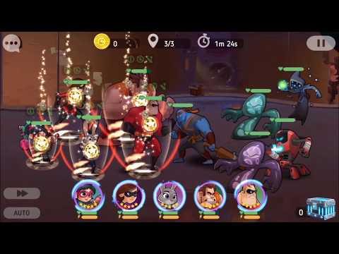 Disney Heroes: Battle Mode | Official Game Trailer