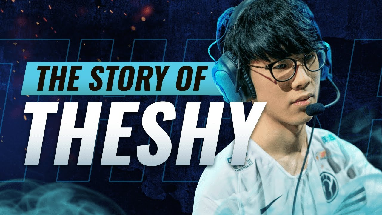 The BEST Top Laner in THE WORLD: The Story of TheShy