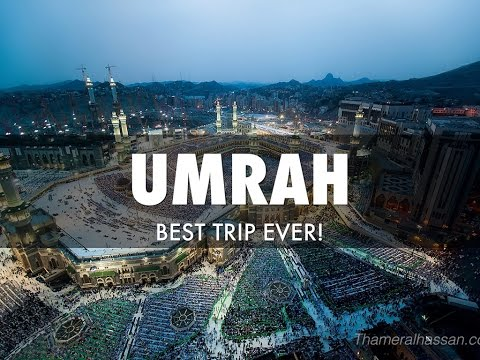 How To Perform Umrah STEP BY STEP In English