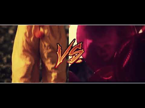 Rap ( pennywise clásico vs pennywise actual )