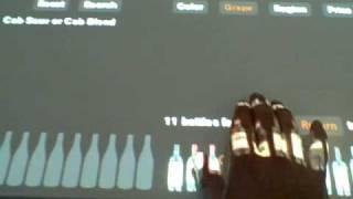 Clo Interactive Wine Bar