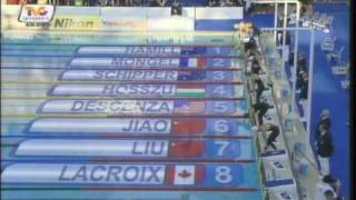 Schipper AUSTRALIA new world record 200m butterfly FINA world championships Roma 2009