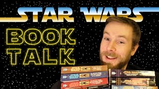 STAR WARS Book Talk: Canon Expanded Universe and Legends