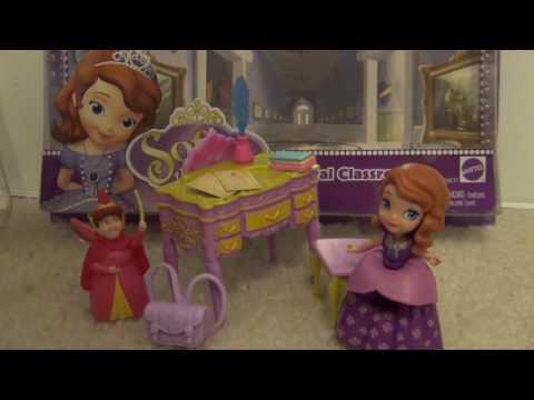 SOFIA THE FIRST Disney Junior Sofia