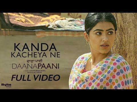 Kanda Kacheya Ne | DAANA PAANI | Jyotica Tangri Ft. Tarnvir Jagpal | Jimmy Sheirgill |Simi Chahal
