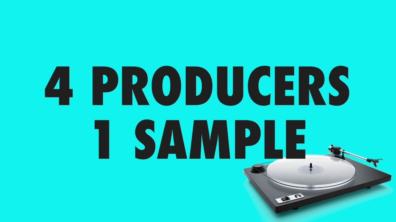4 PRODUCERS FLIP THE SAME SAMPLE feat. Red Means Recording, Cuckoo, Rachel K Collier #1