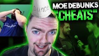 Debunking Cheating Accusations (Dan M 2 Response)