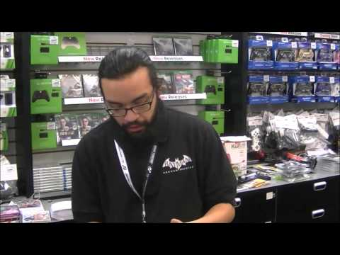 Buying Nintendo Games On The Launch Of The Xbox One