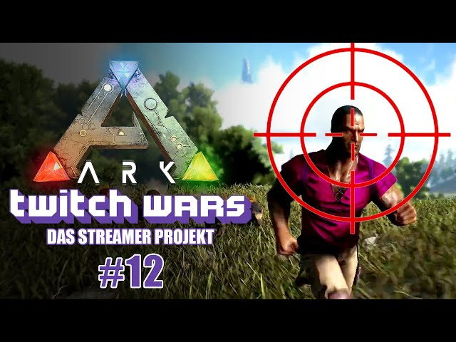 Kopfgeld auf Chrizz 🦖 ARK Twitch Wars #12 [Lets Play Deutsch]