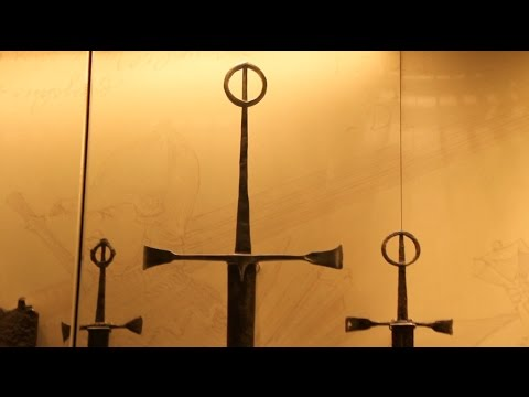 Irish Medieval Ring Pommel Swords - National Museum of Ireland