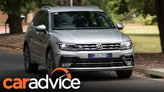 2017 Volkswagen Tiguan 162TSI R-Line review | CarAdvice