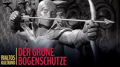 """Edgar Wallace: """"Der grüne Bogenschütze"""" - Trailer (1961)"""
