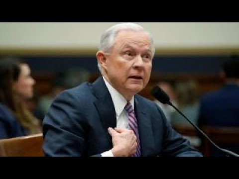 Rep. Jordan pushes Sessions on Russian dossier