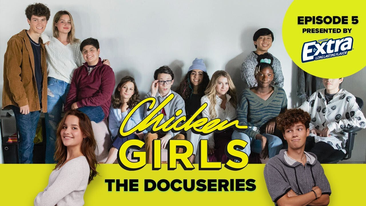 CHICKEN GIRLS: THE DOCUSERIES | Episode 5 - The Squad