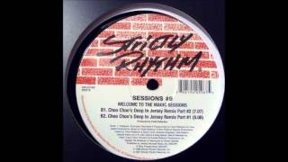Session #9 - Welcome To The Magic Sessions (Choo Choo's Deep In Jersey Remix Part #2)