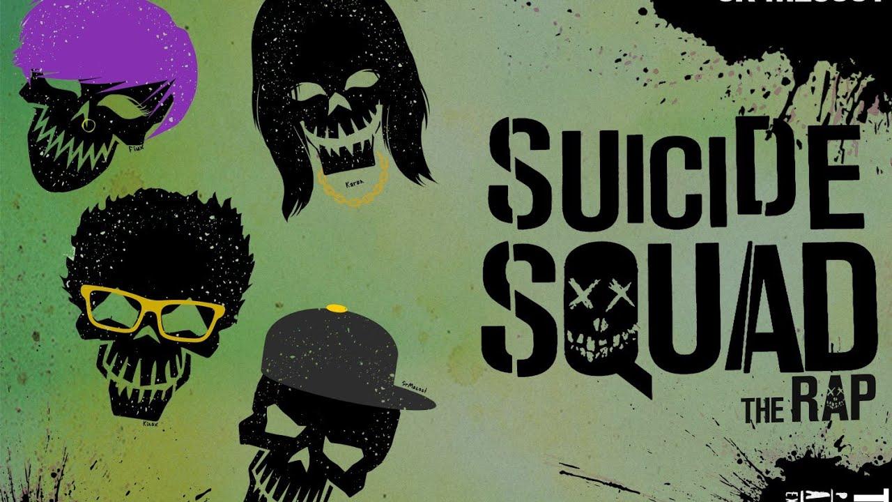 Suicide Squad Kinox