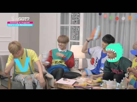 [Teaser] GOT7's Real-time Broadcasting App, V (갓세븐)
