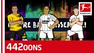 Vote for your centre back no.1! - world cup dream team rap battle - powered by 442oons